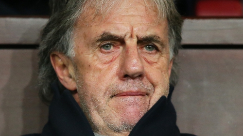 Mark Lawrenson: 'I don't see at the end of it that actually that it will happen'