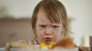 """""""Children with EoE are often deemed as 'fussy eaters' and may lack the proper skills to communicate their symptoms."""" (Photo: Getty Images)"""