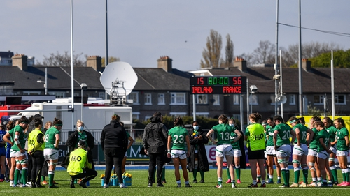 France ran eight tries past Ireland in their recent Six Nations meeting