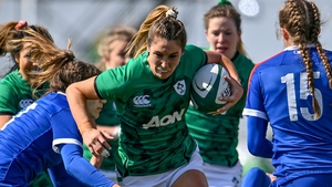 Eimear Considine featured for Ireland at the World Cup four years ago on home soil
