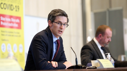 Dr Ronan Glynn said the first indication of the impact of schools and construction returning will be made known at Thursday's briefing (Pic: RollingNews.ie)