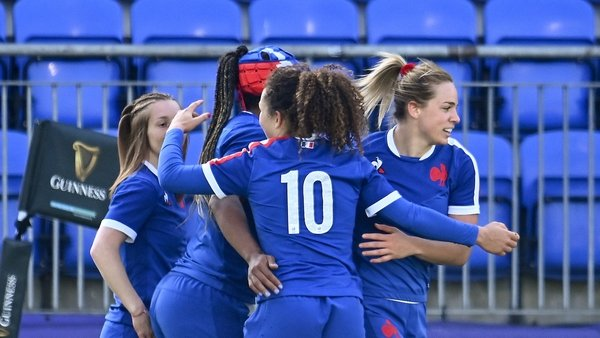 France will play England for top spot this weekend