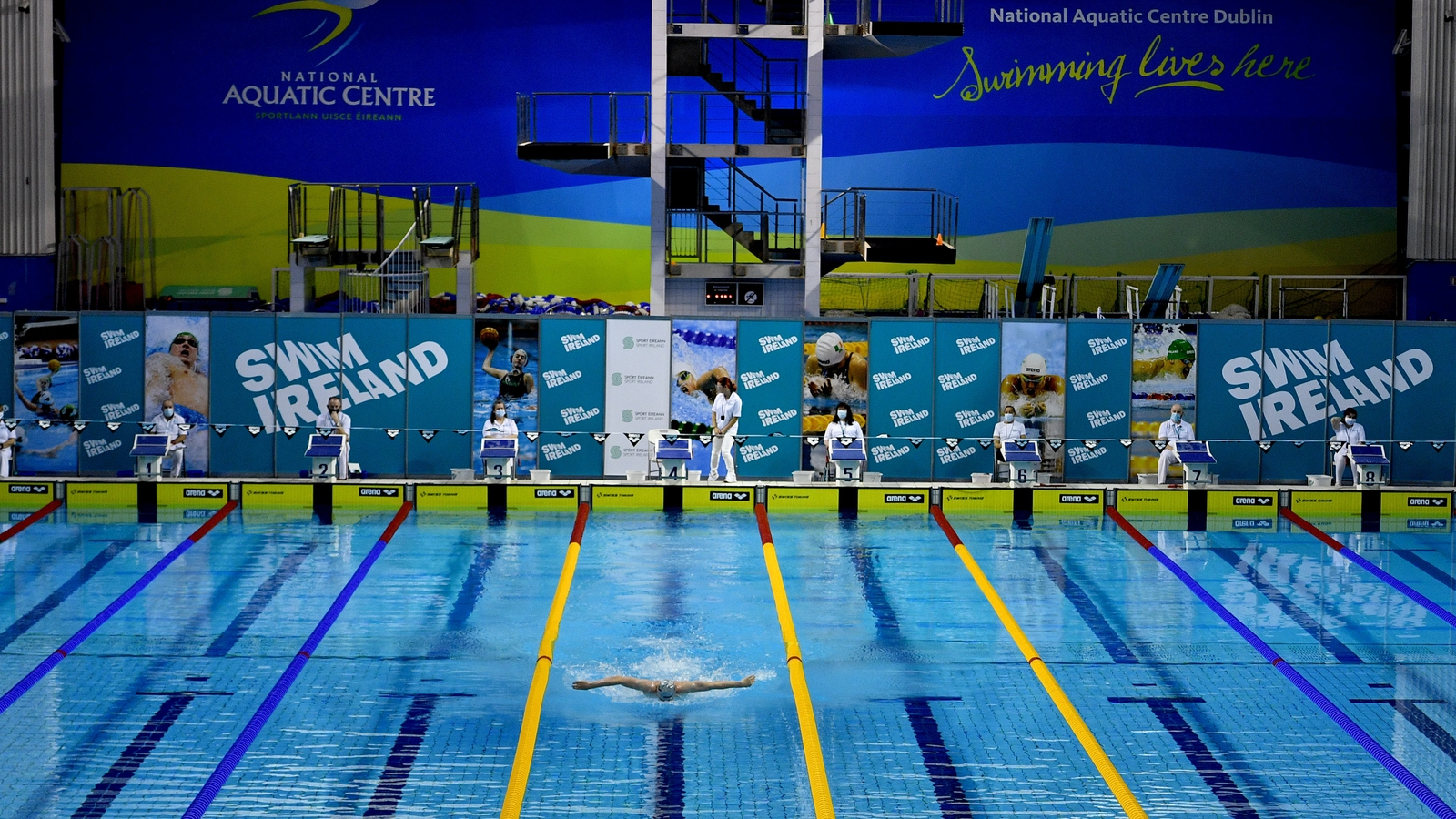Stage set for Olympic and Paralympic Swimming trials