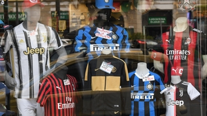 Three Italian clubs, AC Milan, Inter Milan and Juventus, have joined the new European Super League