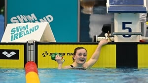 Mona McSharry is heading for Tokyo