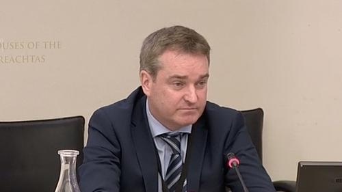 Robert Watt has occupied the post on an interim basis, on a salary of €211,000, for several months