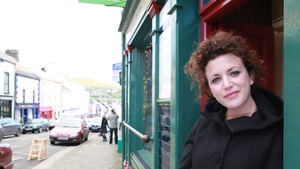 Annie Mac presenting Other Voices from Dingle