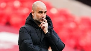 Pep Guardiola does not seem to be a fan of the current Super League proposals