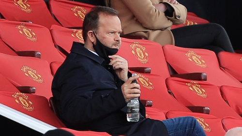 Ed Woodward will leave United at the end of the year