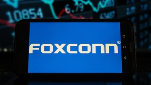 Foxconn is the world's biggest contract electronics maker