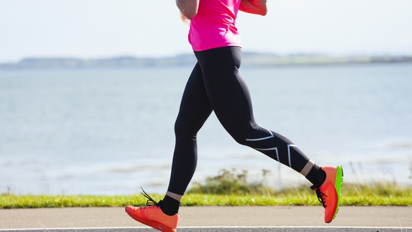 The study's authors said that exercising outside is also good for your immunity