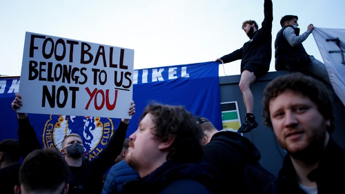 The ECJ announced it has received a referral from a Madrid court concerning a claim that UEFA and FIFA acted unlawfully in trying to shut down the Super League