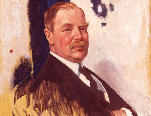 Lord Derby portrait by William Orpen Photo: © National Portrait Gallery, London