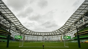 The Aviva Stadium is one of a dozen scheduled host venues