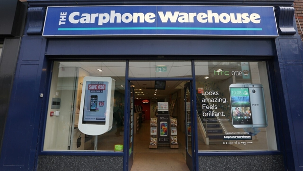 Recently Carphone Warehouse announced it was to close its Irish business with 486 jobs to go.