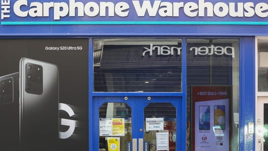 500 people to lose their jobs after Carphone Warehouse shuts shop