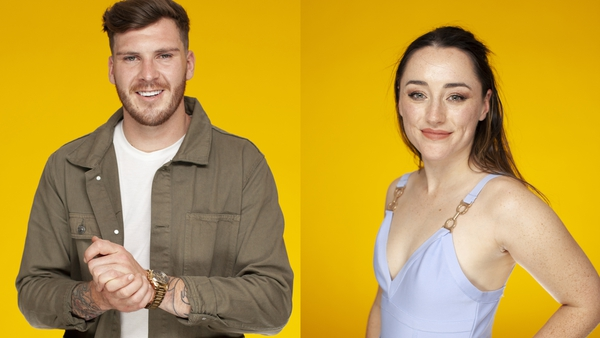 Mark and Emily on First Dates
