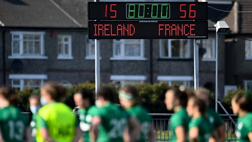 Ireland will face Italy on Saturday following their defeat to France