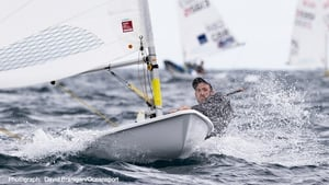 Finn Lynch leads the Irish challenge