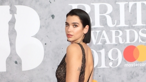 Dua Lipa is among the artists on the bill and has received three nominations