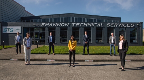Shannon Technical Services said it will increase its headcount to 60 by the end of 2021, 100 by the end of 2022, and upwards to 120 by 2023