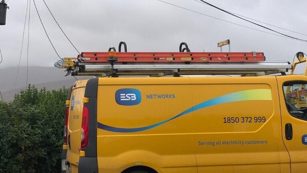 """ESB Networks said there had been """"limited impact"""" to electricity customers as a result of the industrial action to date"""
