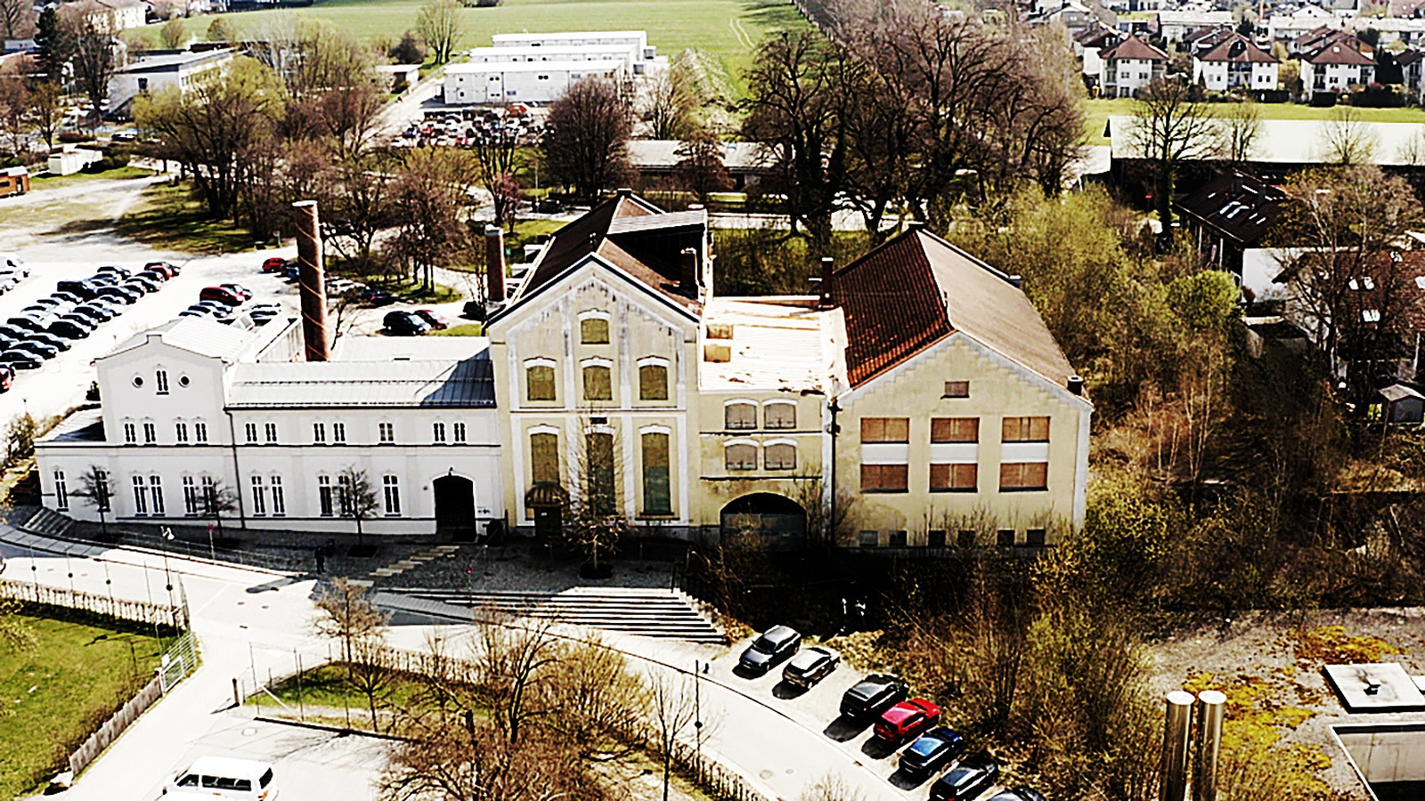 Image - A former brewery in Bad Aibling, near Munich in Germany, was bought by Dolphin more than five years ago. It has never been developed