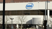 Intel said the construction site remains operational
