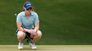 Leona Maguire posted a second round 76 to miss the cut by a shot