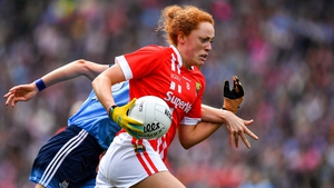 Niamh Cotter is hoping to put her injury issues behind her