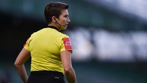 Michelle O'Neill is one 50 assistant referees selected for the Tokyo Games