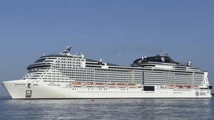 MSC Cruises will only be able to use 20% of the 4,888 capacity of its ship Virtuosa