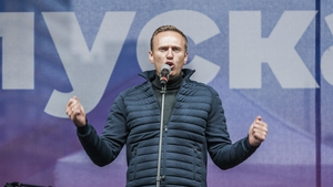 Alexei Navalny is serving a jail term for fraud charges