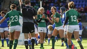 Ireland beat Italy 21-7 last October