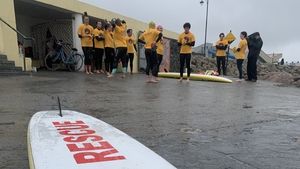 Last year, 468 people were rescued by lifeguards and first aid was given to 3,450