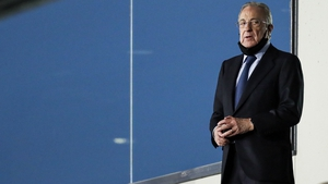 The Real Madrid president is not giving up on the project