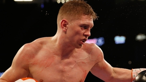 Jason Quigley will be back in action at the end of May