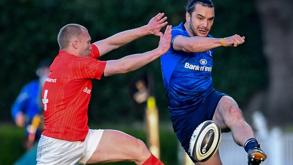 Munster currently lead the Rainbow Cup standings in Europe