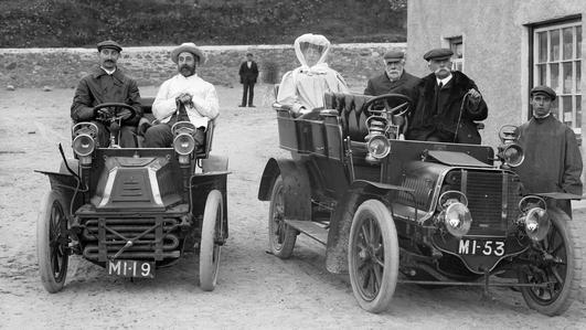 The Motorcar in Ireland
