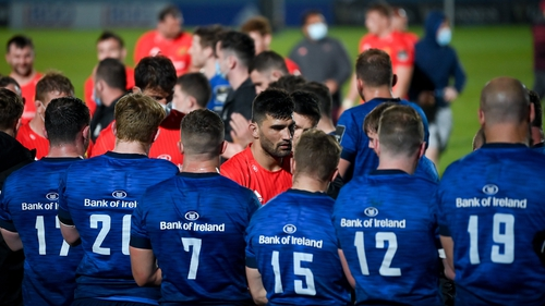 Munster left the RDS with their their first win over Leinster since December 2018