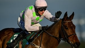 Paul Townend will be aboard Chacun Pour Soi in the William Hill Champion Chase