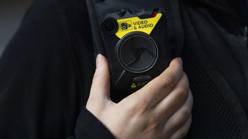 The body-worn cameras legislation has been welcomed by garda associations