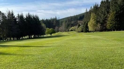 Stackstown golf club in Dublin (pic: @StackstownGC/Twitter)