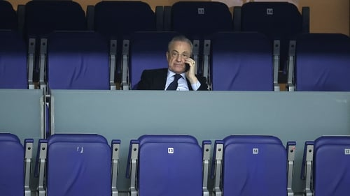 Florentino Perez has been recorded insulting Real Madrid club legends