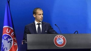 Aleksander Ceferin has 'grave concerns' over the future of the World Cup