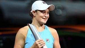 Ashleigh Barty beat Aryna Sabalenka in three sets