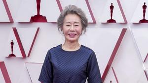 Minari actress Yuh-Jung Youn won the Best Supporting Actress Oscar