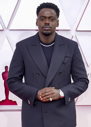 Daniel Kaluuya scooped the Best Supporting Actor Oscar for Judas and the Black Messiah