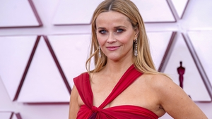 Reese Witherspoon presented the Best Actress Award
