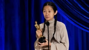 Chloe Zhao won the Oscar for Best Director for her film Nomadland